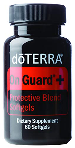 doTERRA - On Guard+ Softgels Essential Oil Protective Blend - 60 Softgels