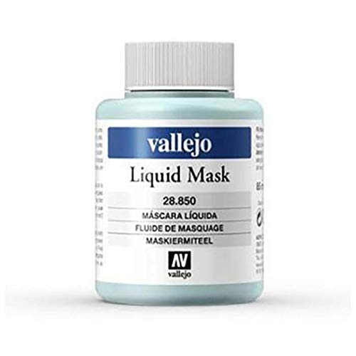 Acrylicos Vallejo Liquid Mask, 85 ml