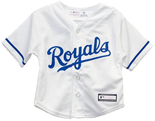 Outerstuff Kansas City Royals Home Cool Base Infant Jersey (18 Months)