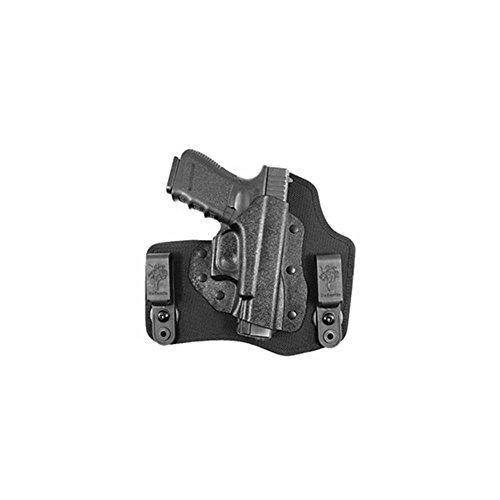 DeSantis Invader Inside The Pant Nylon Holster fits S&W Shield, Right, Black