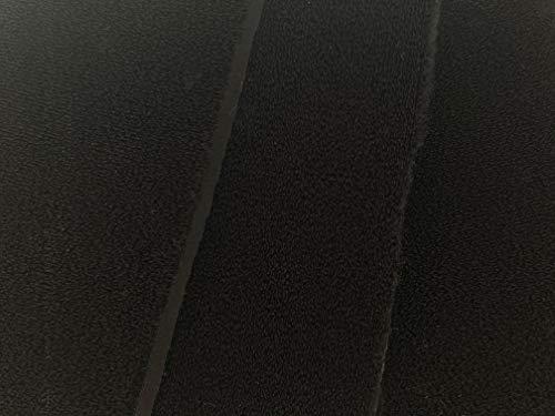 ネオプレーン ネオプレン 生地 60cm × 40cm × 2mm 厚 黒 (Haneショップ) ハネショップ