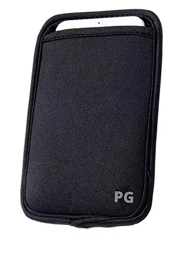 EMF Protection Pouch for Cell Phones and 5G Radiation   Protect Your Health   3.75 x 6.75 INCHES