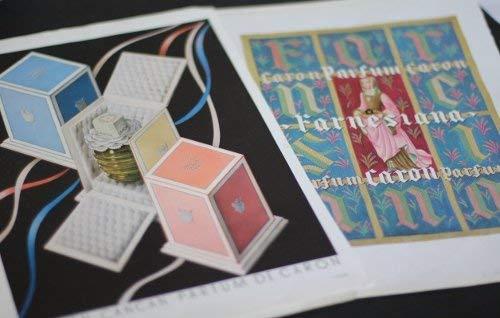 Cinq publicités pour les parfums Caron (copy)