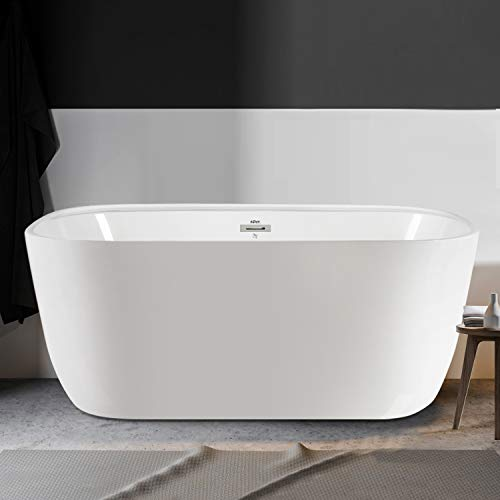FerdY Rectangle Freestanding tub