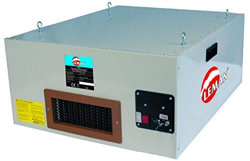 Leman ASP018 Filtersystem Luft vor Staub, aus Holz