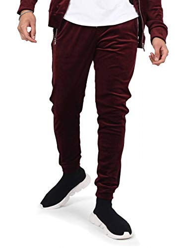 Project X Paris Herren Hose Gr. XL, Bordeaux: