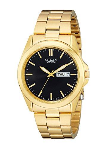 Citizen Herren-Armbanduhr mit Tag/Datum BF0582-51F