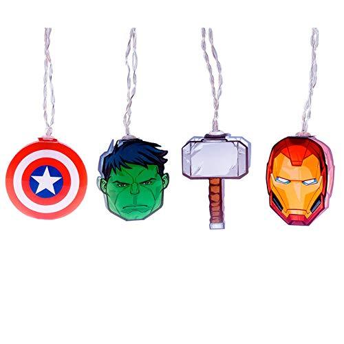 Marvel Avengers Mixed 2D String Lights