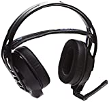 Plantronics RIG800HS - Cuffie stereo wireless, Nero