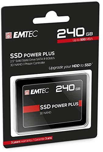 Emtec Internal SSD X150 240 GB