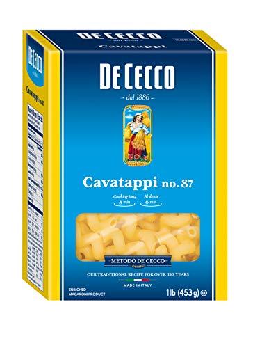 De Cecco Pasta, Cavatappi No.87, 16 oz