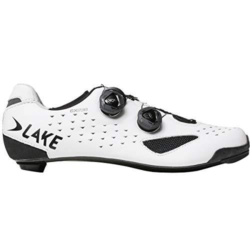 Lake Cx238, Cx238-x Unisex Adult Shoes, Unisex_Adult, L3019001, White, 47 EU