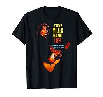 Steve Miller Band - Breaking Ground Live T-Shirt