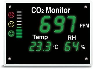 Medidor de CO2 con Registro de Datos TFA Dostmann 31.5008.02 AIRCO2NTROL 5000