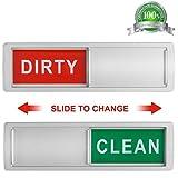 食器洗い機マグネットClean Dirty–Sign Tellsかどうか料理がCleanまたはDirty (食器洗い機Signs withカラーオプション)