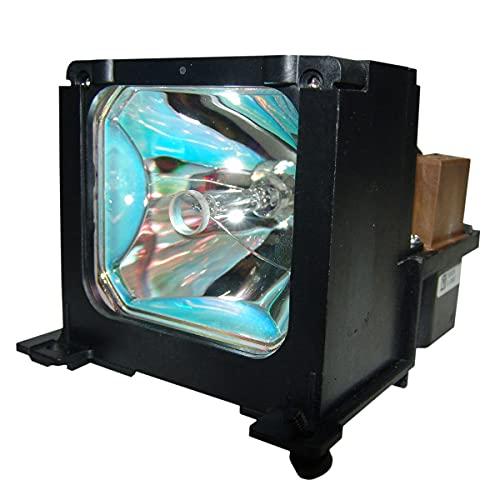 satukeji Bombilla para lámpara de proyector VT40LP VT-40LP 50019497 para NEC VT440 VT440K VT450 VT540 VT540G VT540K con Carcasa