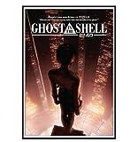 tgbhujk Film Ghost In The Shell Poster Leinwanddruck Tapete