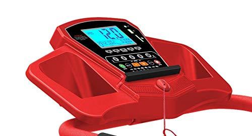 41WJRJgOWTL - DXIII DELUXE13 Cinta de Correr Andar Plegable Eléctrica Motor 1,47 CV | Soporta 150 kgs | Reclinación Ajustable