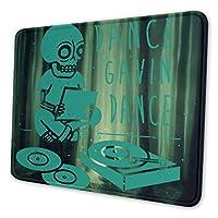Dance Gavin Dance ダンス・ギャヴィン・ダンス マウスパッド おしゃれ 滑り止め ゲーミング&オフィス最適 17.8 X 21.8 CM