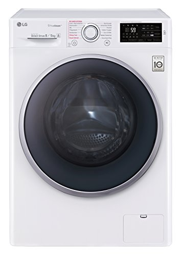 LG Electronics F 14U2 WDS85 Waschtrockner / A / 1088 kWh/Jahr / 1400 UpM / 8 Kg Waschen / 5 Kg Trocknen / Aqua Lock / Smart Diagnosis
