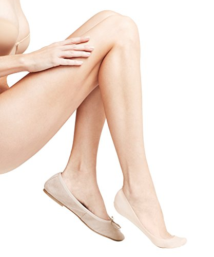 FALKE Vrouwen Naadloze Stap Onzichtbare/Liner Sokken - Zacht En Elastisch, In