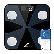 Image of Body Fat Scale Nakewan. Brand catalog list of NAKEWAN.