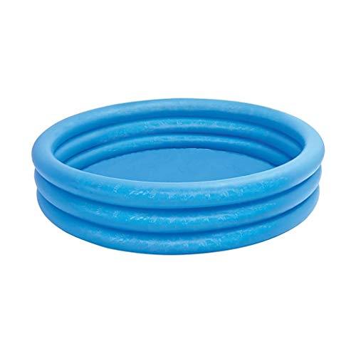 duquanxinquan Luftmatratze Schwimmende Faltbarer Hundepool Hundebadewanne Planschbecken Swimmingpool Schwimmbad PVC-rutschfest Verschleißfest Wasserspielzeug Superleicht für Erwachsene und Kinder