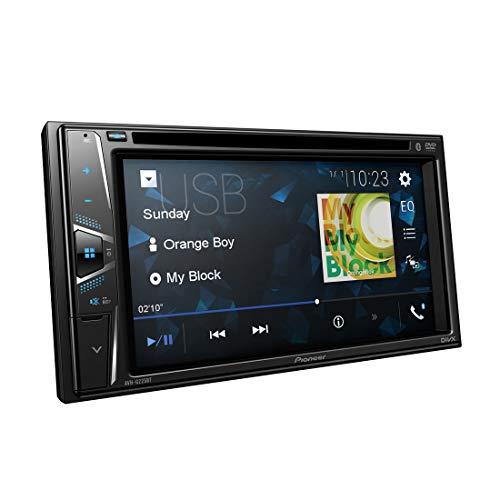 Pioneer AVH-G225BT 2-DIN Car in-Dash DVD Bluetooth Receiver w/ 6.2' Touchscreen