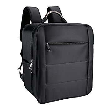 Powerextra Waterproof Carrying Bag Cases Traveling Backpack for DJI 3 Professional Advanced Standard 4K Quadcopter Drone and Accessories - Upgraded