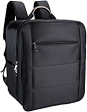 Powerextra Waterproof Carrying Bag Cases Traveling Backpack for DJI 3 Professional, Advanced, Standard, 4K Quadcopter Drone and Accessories - Upgraded