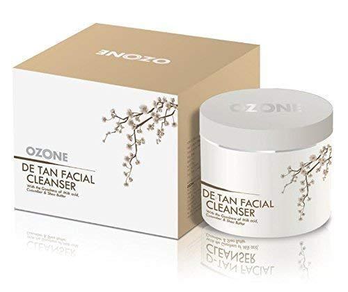 KOMOREBI Ozone D-Tan Facial Cleanser 250GM With Komorebi Kajal Free