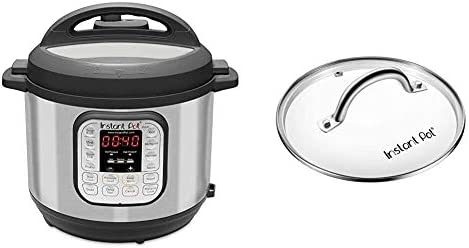 Instant Pot Duo 7 in 1 Electric Pressure Cooker Sterilizer Slow Cooker Rice Cooker Steamer Saute product image