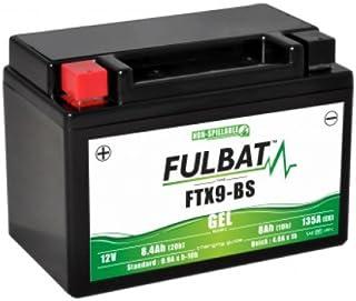 11.2Ah Fulbat Batterie moto YTZ14S /étanche AGM 12V