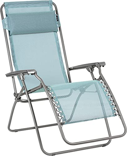 Lafuma Mobilier RT2 Stuhl Relax Texplast, Gestell Acier Batilyne, Farbe Lac