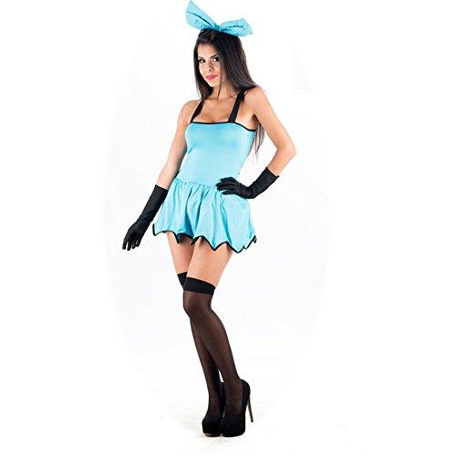 PICARESQUE - Disfraz Betty MARMOL Azul