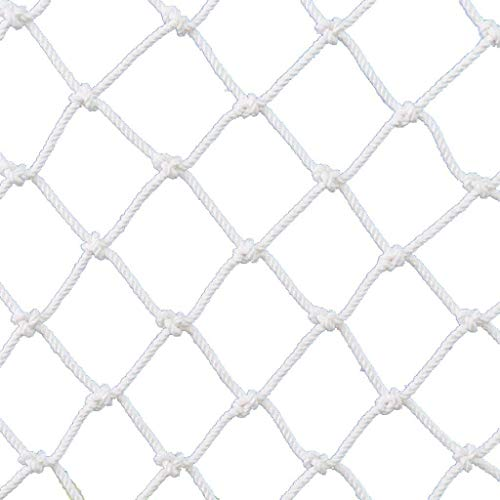 Great Deal! DLYDSSZZ Safety Net Children's Stairs Balcony Anti-Fall Protection Net Nylon Net Rope Ou...