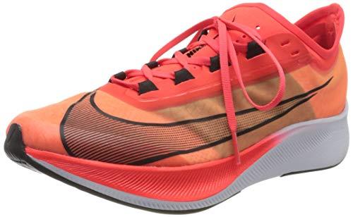 Nike Men's Zoom Fly 3 Running Shoes, Red (BRT Crimson/Black-White 601), 6.5 UK