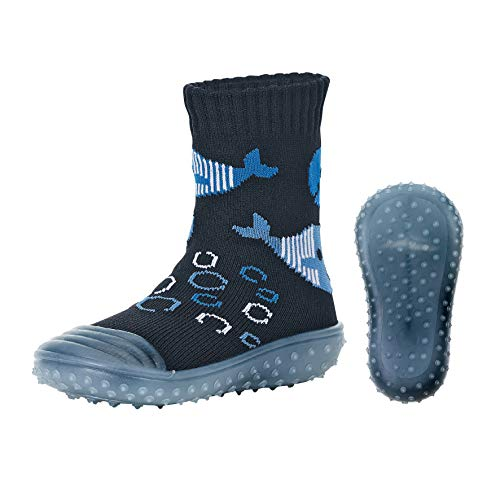Sterntaler Baby - Adventure-Socks, Wal-Motive, Größe: 19-20