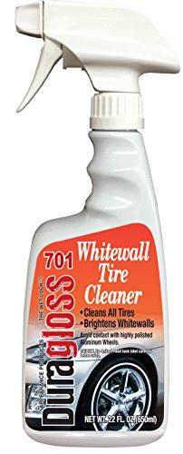 Duragloss 701 Whitewall Tire Cleaner - 22 oz,...