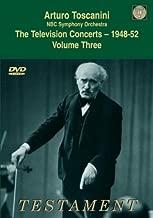 Arturo Toscanini and the NBC Symphony Orchestra: The Television Concerts, Vol. 3 : Aida - 1948-52