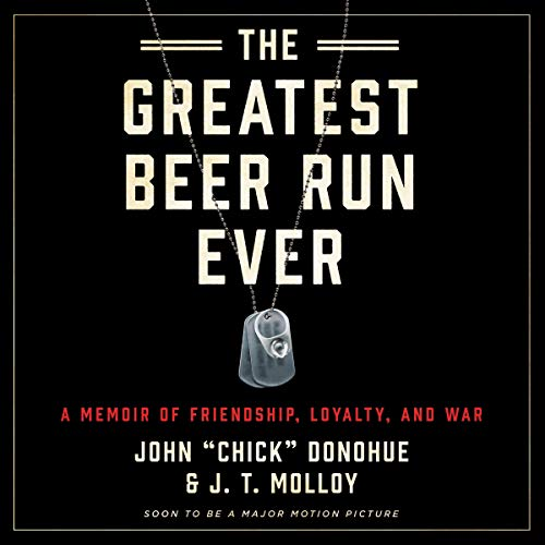 The Greatest Beer Run Ever cover art