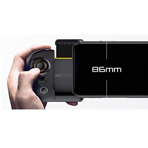 Cqing Une Manette Gamepad Manette Contrôleur De Jeu Mobile Contrôleur De Jeu Vidéo pour Android/iOS