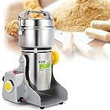 Grain Grinder Mill - Electric Cereal Grain Grinder 220V High Speed Grinder Powder Machine Food Processor for Spice Herb Coffee 1500W