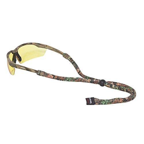 Chums CHM12318329 Elastic Eyewear Retainer Camo, Multicolor