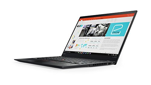 Lenovo 20HR002MGE 35,5 cm (14,0 inch) ThinkPad X1 Carbon G5 laptop (Intel Core i7-7500U, 16GB RAM, Intel HD Graphics 620, Win 10 Pro) zwart
