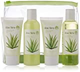 Becasan Nature Set de Viaje para Baño con Aloe Vera, 300 ml