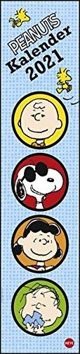 Peanuts Superlong Kalender 2021