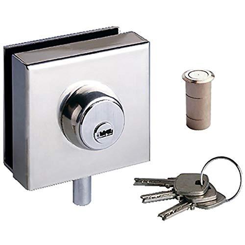 Sag Seguridad AAC50003 Cerradura mueble, Zincada, 0