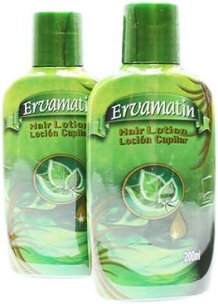 Ervamatin Hair Lotion 200ml (Pack of 2)