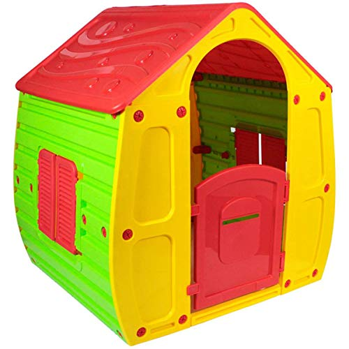 Starplast 10 – 561 – Gioco Casa Magical House, Outdoor e Sport, 102 x 90 x 109 cm